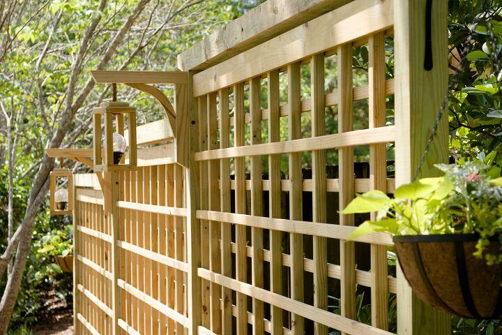 s 17 summer outdoor ideas, Garden Trellis DIY