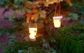 Easy Paper Cup Lanterns