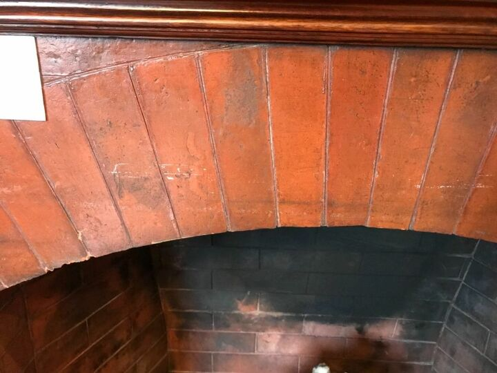 How Do I Edge The Tile Around My Fireplace Hearth Hometalk