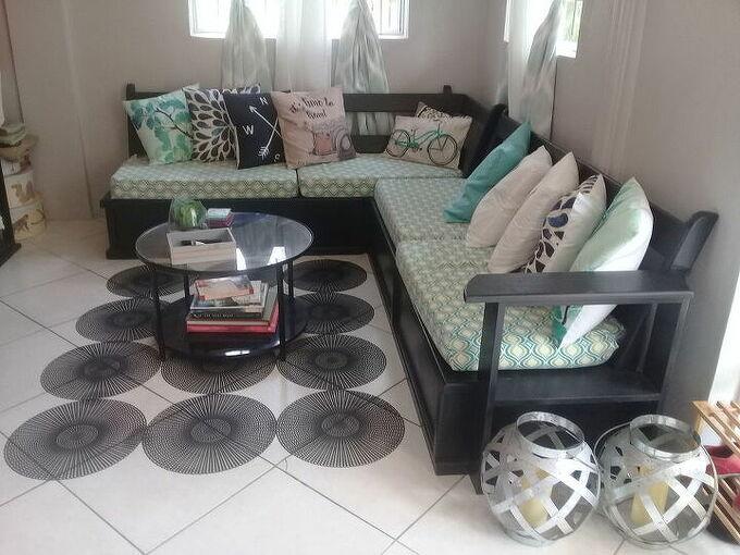 diy modern rug