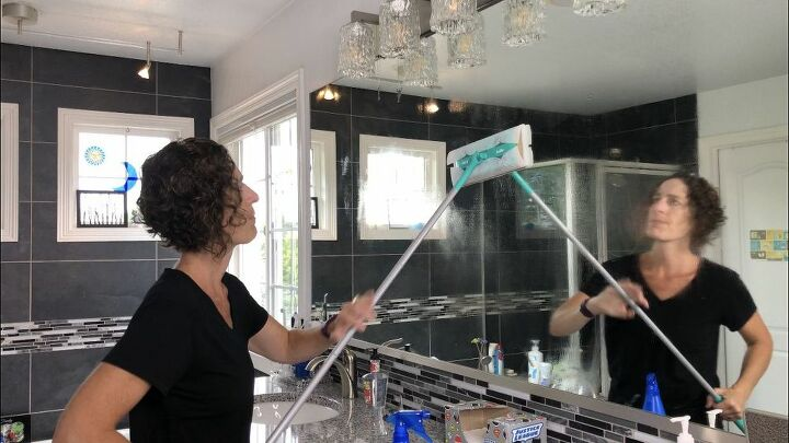8 ways to make cleaning physically easier