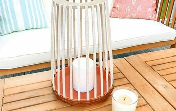 DIY Balsa Wood Lantern