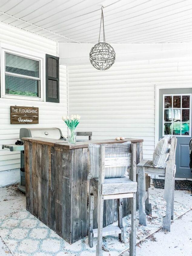 quick and easy diy indoor outdoor light