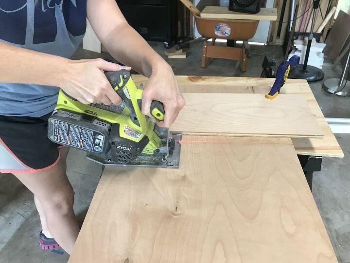how to bulild a storage chest