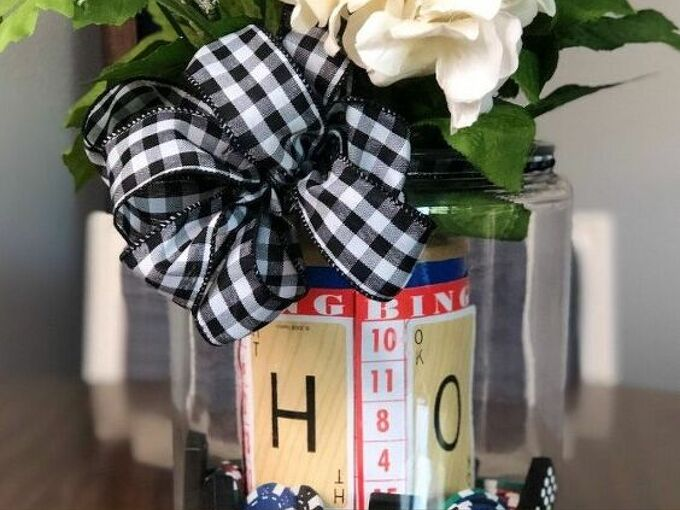 game table centerpiece