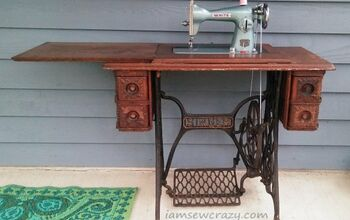 Making a Belt for a Treadle Sewing Machine