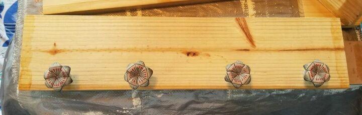 beach towel shelf