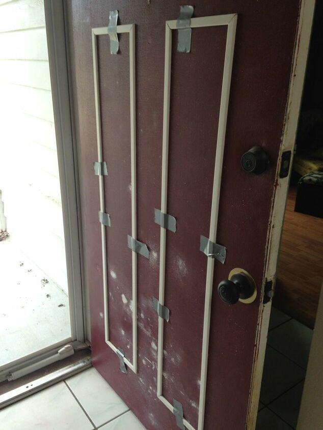 ugly entry door update