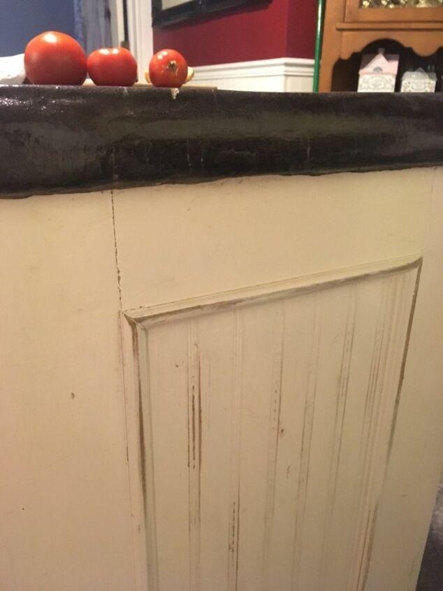 q cheap counter overhaul or diy