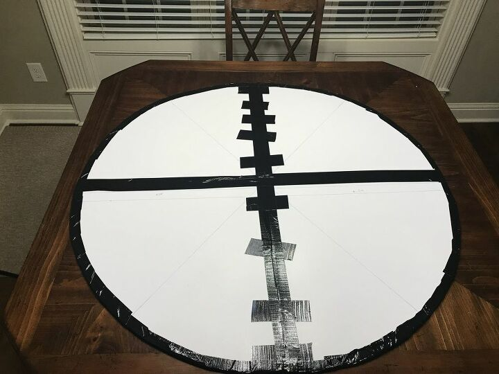 diy high end 41 starburst mirror with my free template
