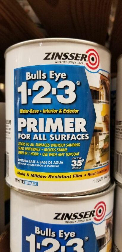 I used this primer