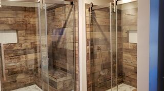 is it possible to have a tile shower in a mobile home ... Raised Shower Pans For Mobile Homes on