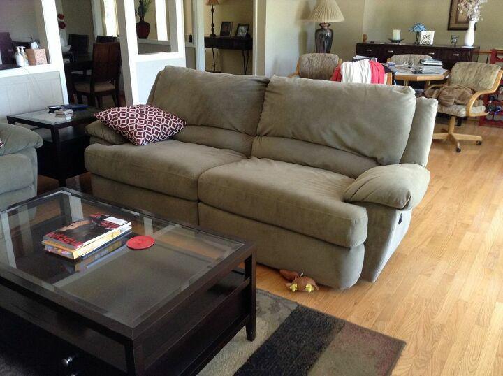 q how do i transform my living room