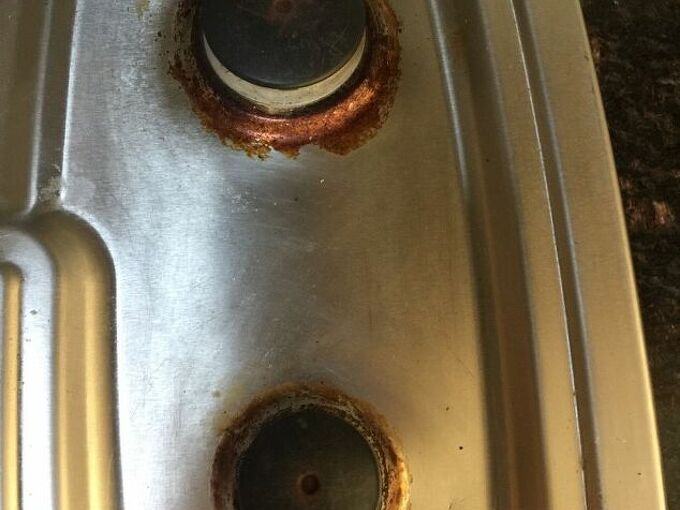 q cleaning stainless steel stovetop