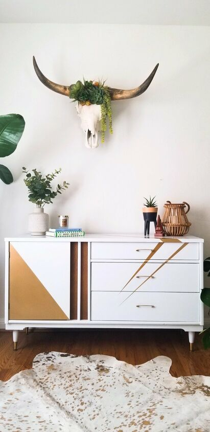 s wow your guests with these 14 amazing living room ideas, This dresser that was too pretty to hide in the bedroom