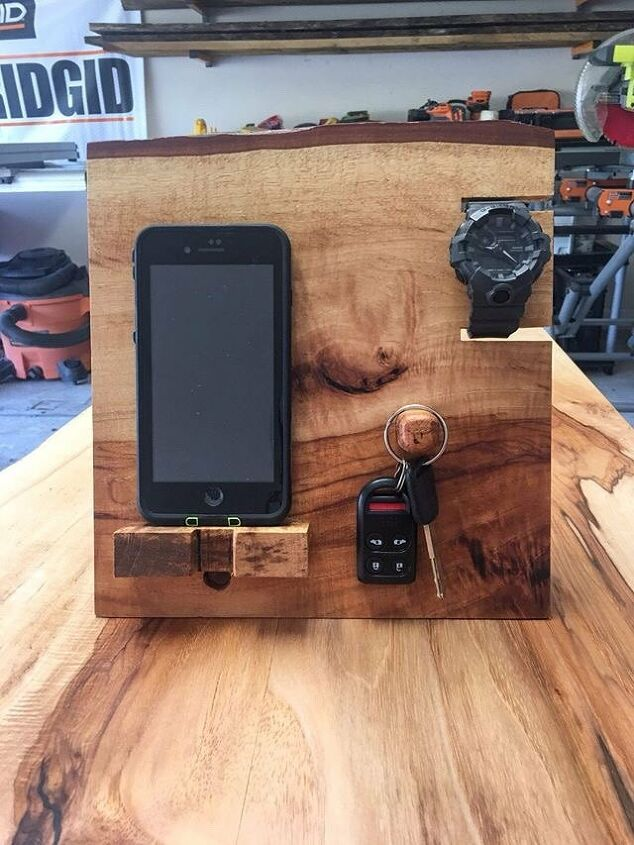 s 22 ways a little bit of wood goes a long way inside your home and out, Key Holder for Your Entry Way