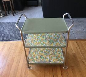 How To Upcycle A 3 Tiered Serving Tray Diy Hometalk
