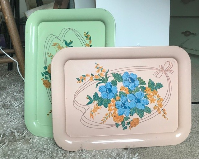 q how would you upcycle these trays