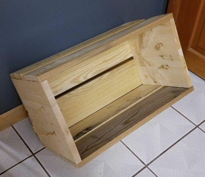cheap easy farmhouse crate