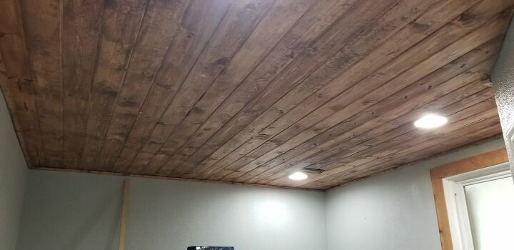 How To Make A Beadboard Ceiling Hometalk