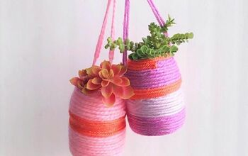 Hanging Succulent Baskets