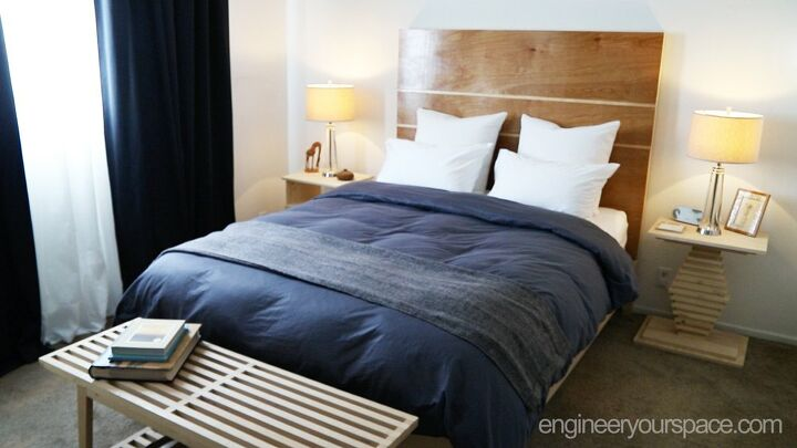 How to Make Color Inspiration Black Bedroom Feature Wall Without ...
