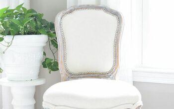How to White Wax Wood Furniture