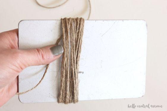 wooden bead napkin rings