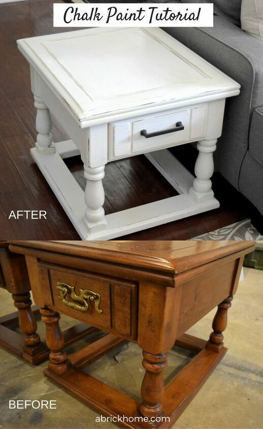 From old and outdated to bright and pretty!