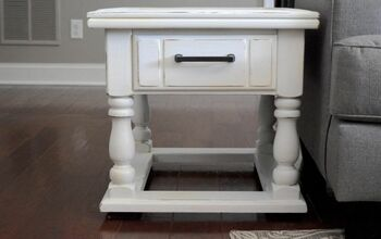 How to Chalk Paint Your Furniture & Give It a Distressed Look