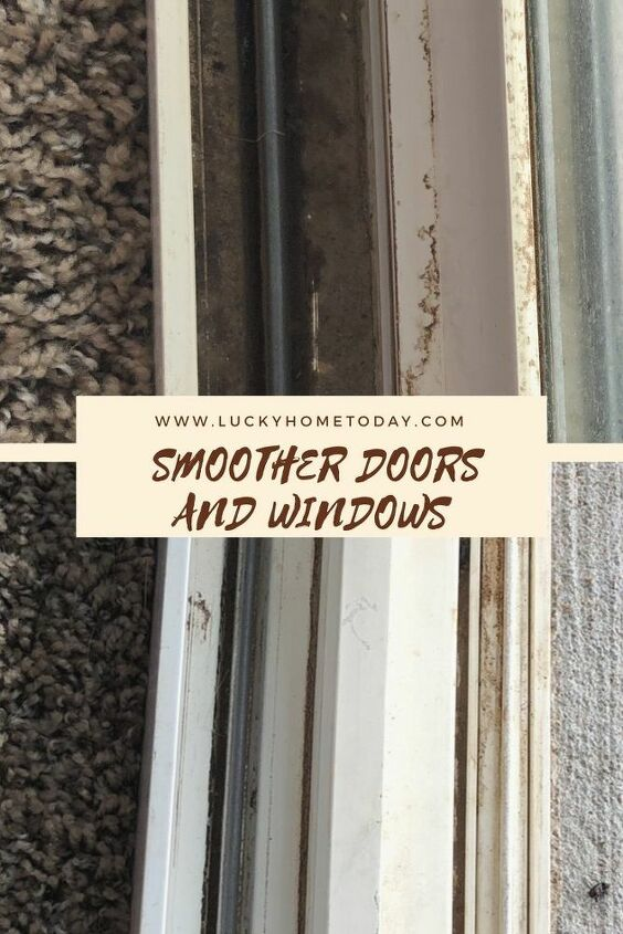 making smooth moving windows patio door