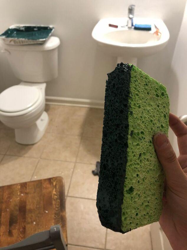 Cut Sponge