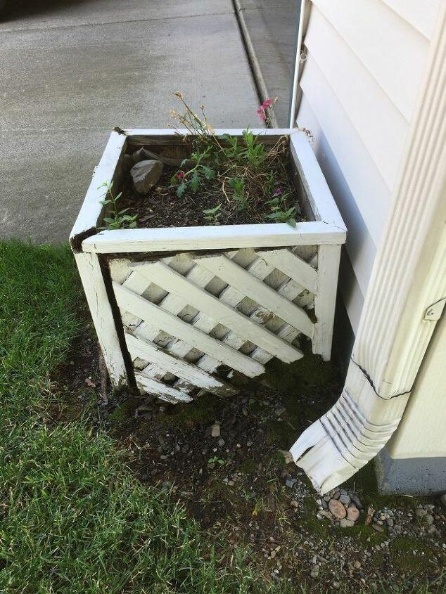 How To Build A Diy Planter Box Hometalk