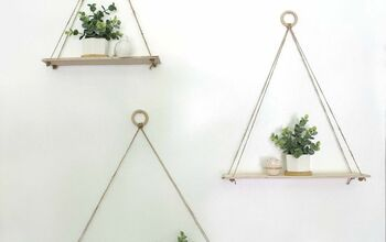 Easy to Make Wall Decor: Two Different Options!