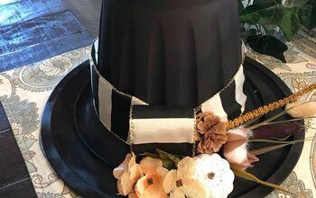 Dollar Tree Pilgrim Thanksgiving Hat