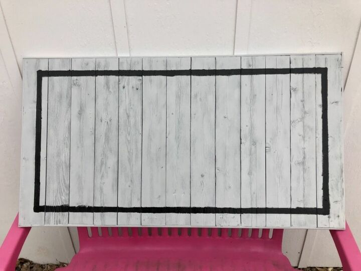 reusing worn out privacy fence