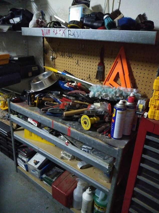 q garage organization help it s 4am