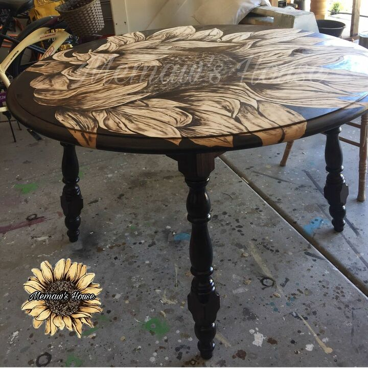 12 99 goodwill table makeover memaw s way