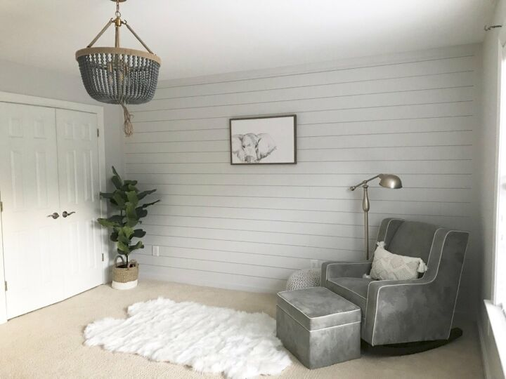 s 8 diy makeovers that ll make you say wow, AFTER A gorgeous farmhouse nursery