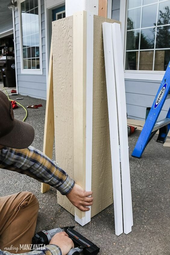 updating your skinny porch for added curbed appeal
