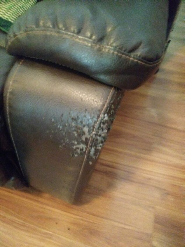q leather repair