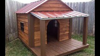 q how do i build a dog house playhouse