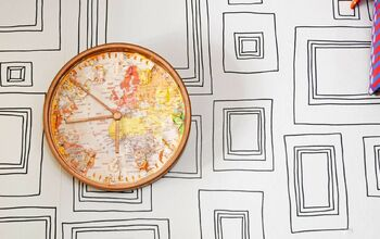 15 Creative Ways To Use Maps for Stunning Home Decor