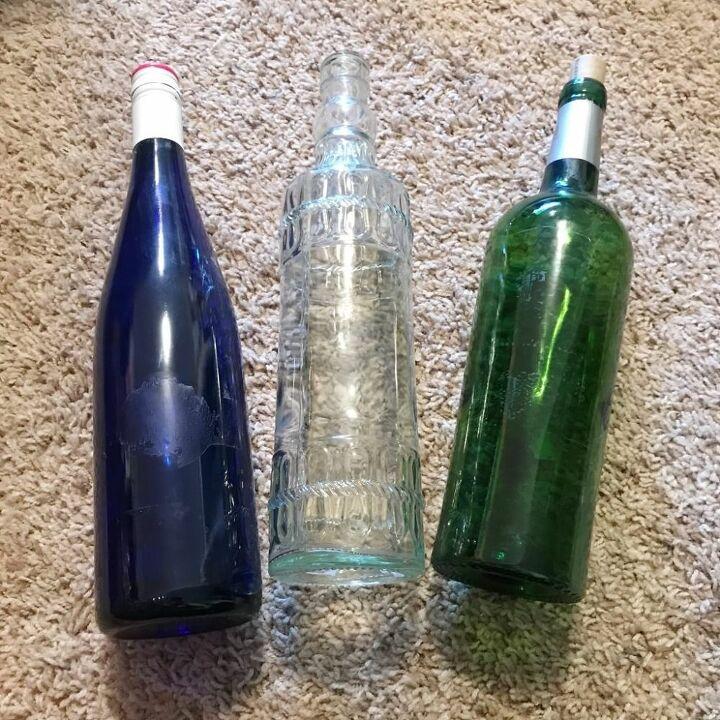 halloween diy potion bottles