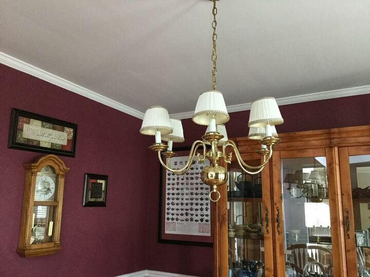 q how can i refinish this hanging light