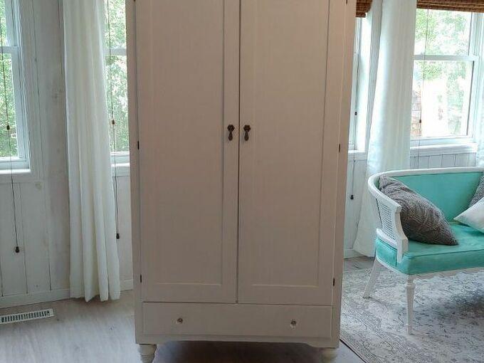 armoire make over