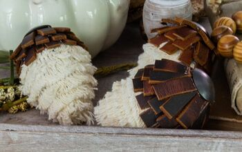 DIY: Boho Acorns for Fall