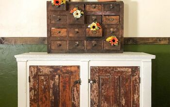 Green to Rustic Treasure!