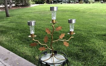 Candle Holder Solar Light Creations