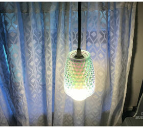 How to Turn a Walmart Cup Turns Into Pendant Light DIY
